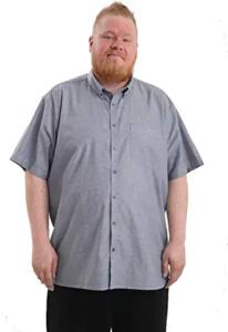 camisas talla grande hombre