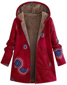tallas grandes mujer abrigos