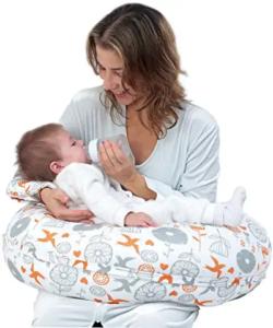 almohada para lactancia