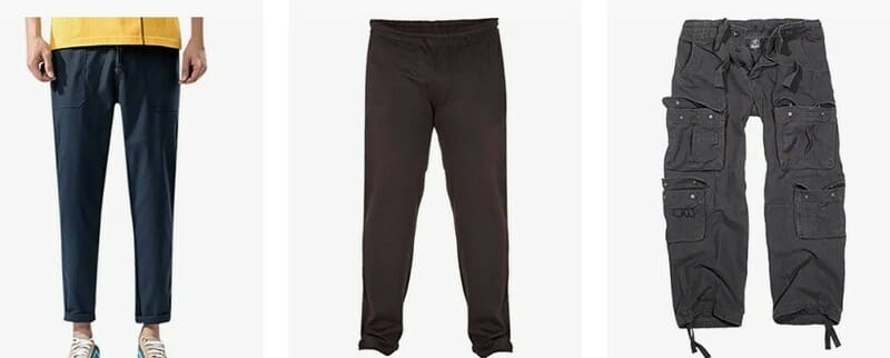 Los Mejores Pantalones Para Hombre Tallas Grandes